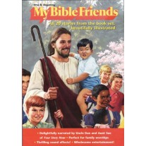 My Bible Friends DVD