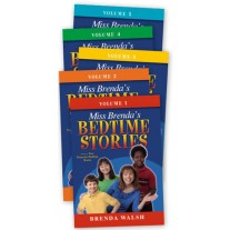 Miss Brenda's Bedtime Stories, Volumes 1–5