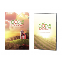 God's Farmacy Book and DVD Set