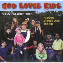 God Loves Kids CD