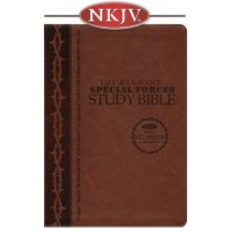 Remnant Study Bible NKJV (Special Forces Brown)