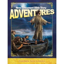 New Testament Bible Story Adventures