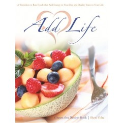 Add Life - Gluten-Free Recipe Book