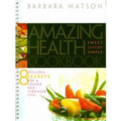 Amazing Health Cookbook