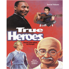 True Heroes (3-Book Set) NEW