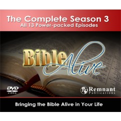Bible Alive Season 3 DVD Set