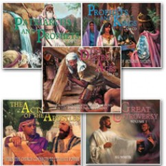 Bible Study Companion Set on Audio CD (5 AUDIO BOOKS)