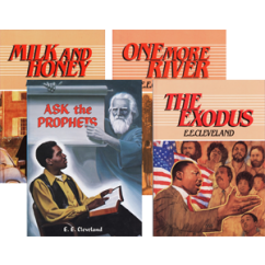 Classic Four-Volume Set of E. E. Cleveland Books