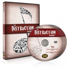 Distraction Dilemma DVD Series (5 Discs)