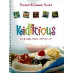 Kidlicious Cookbook