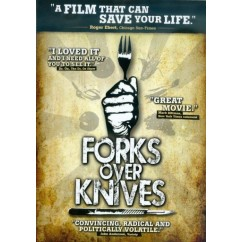 Forks Over Knives DVD