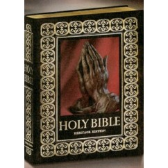 Heritage Family Bible