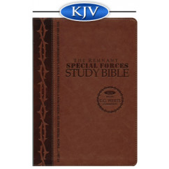 Remnant Study Bible KJV (Special Forces Brown) KING JAMES VERSION
