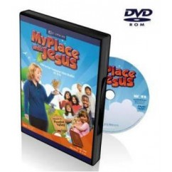 My Place with Jesus DVD-ROM