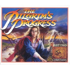 Pilgrim's Progress 2 Christiana Audio Book CD