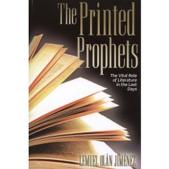 The Printed Prophets: The Vital Role of Literature in the Last Days