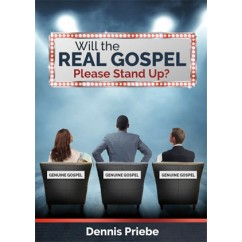 Will the Real Gospel Please Stand Up? 2 DVD set