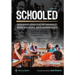 Schooled, 2-DVD set