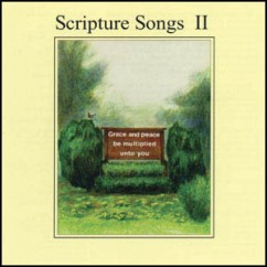 Scripture Songs II (Music CD)