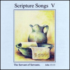Scripture Songs V (Music CD)