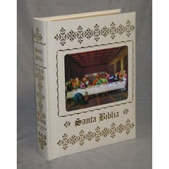 Biblia Familiar, Blanco 8201