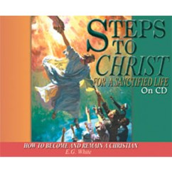 Steps to Christ - Sanctified Life CD