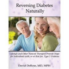 Reversing Diabetes Naturally DVD Set