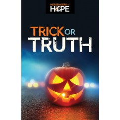 Trick or Truth: Messengers of Hope Sharing Tract