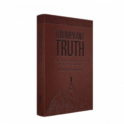 Triumphant Truth Devotional (Leathersoft)