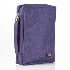 Purple Canvas Bible Case (Fits the Young Scholar Bible)