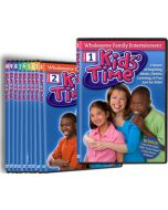 Kids' Time 10-DVD Set