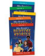 Miss Brenda's Bedtime Stories, Volumes 1–5