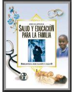 Enciclopedia Salud y Educación para la Familia–conjunto de 4 volúmenes