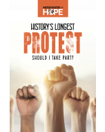 History's Longest Protest - Messengers of Hope Sharing Tract