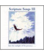 Scripture Songs III (Music CD)