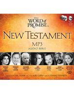 Thomas Nelson New Testament Audio Bible on MP3-CD