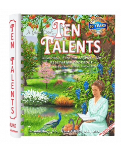 Ten Talents Cookbook - 50th Anniversary Edition