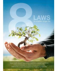 8 Laws to a Better, Longer Life DVD
