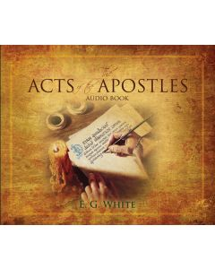 The Acts of the Apostles on CD (16 Audio CDs)