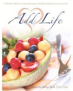 Add Life - Gluten-Free Recipe Book