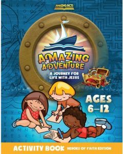 Amazing Adventures Activity Book