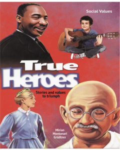 True Heroes (3-Book Set) NEW