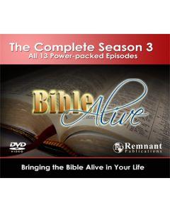 Bible Alive Season 3 DVD Set