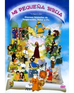 Mi Pequeña Biblia DVD