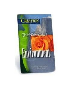 Change Your Environment