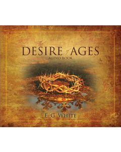 The Desire of Ages on MP3 (2 MP3 discs)