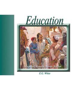 Education on Audio CD