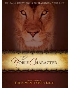 The Noble Character (Daily Devotional)