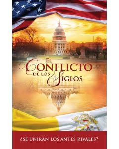 El Conflicto de los Siglos en español (misionero edición) (Spanish GC)