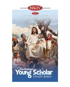 Young Scholar Study Bible NKJV (Hardcover)